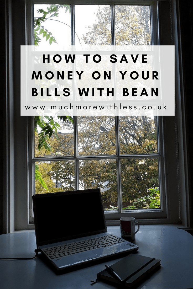 How to save money on your bills with Bean, the new personal finance website that helps you track, switch and cancel your bills