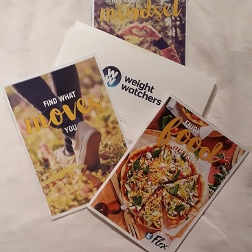 Picture of WeightWatchers flex leaflets