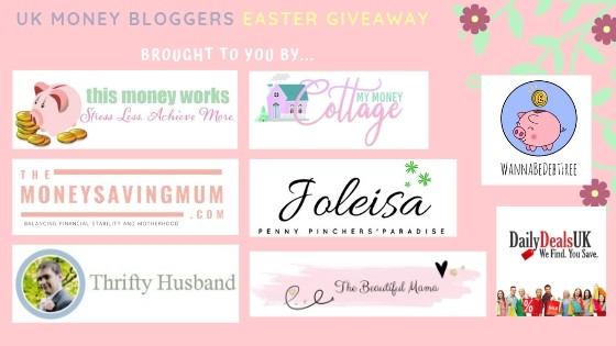 Second picture of UK Money Bloggers in the Easter Giveaway