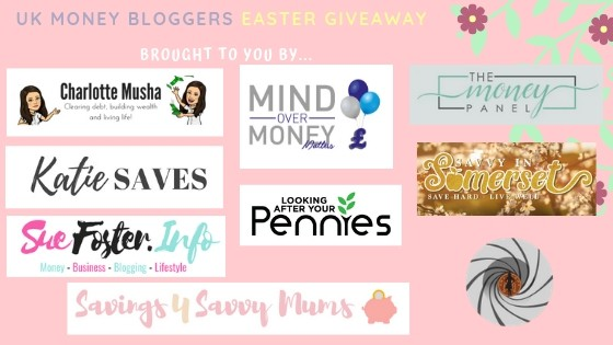 PIcture 5 of the UK Money Bloggers in the Easter Giveaway