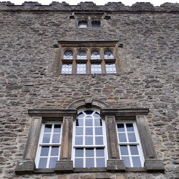 Picture of Wray Castle for my post on what it feels like to be mortgage free