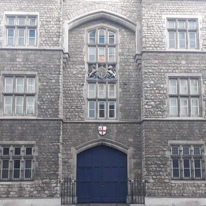 Picture of the Honourable Artillery Company for my post on 5 frugal things for September